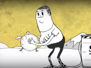 "Incredible Video Entitled ""Man"" by Steve Cutts"